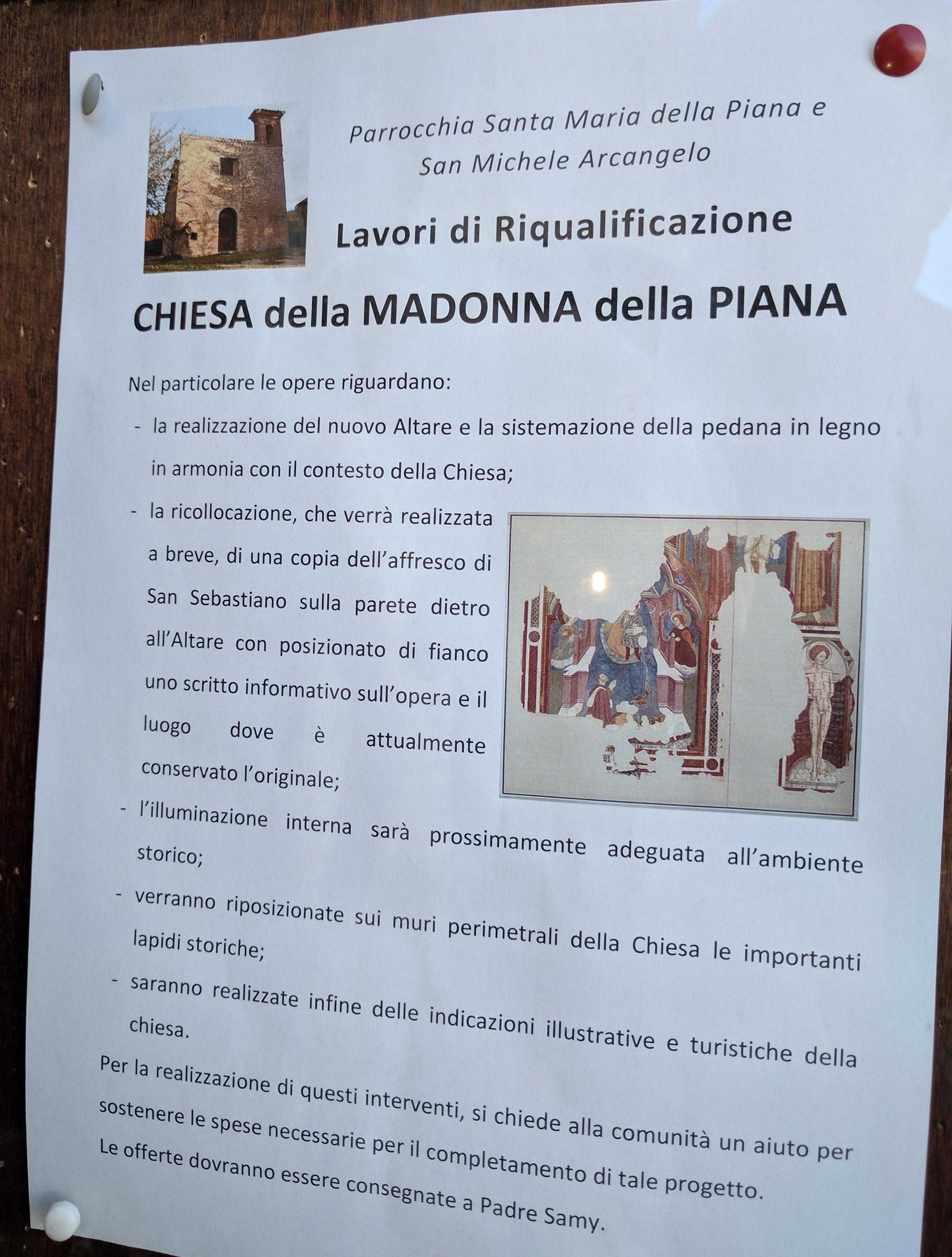 Madonna della Piana Riqualificazione1